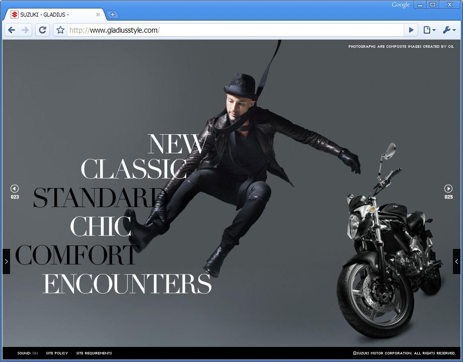 "Gladius ""Style"""