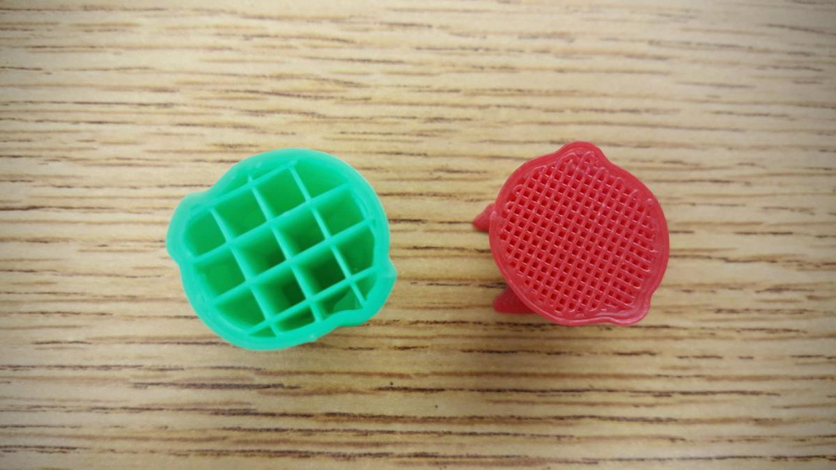 3D printing solid parts