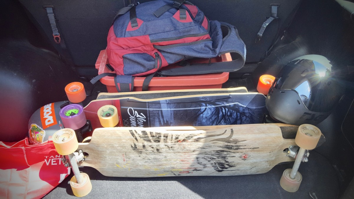 #goskateboardingday at Mt. Tabor