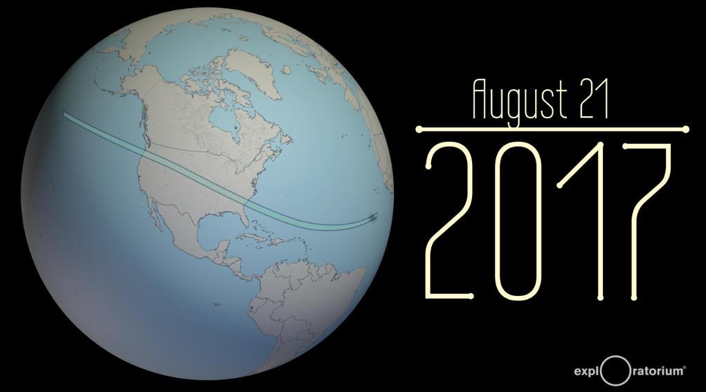 Exploratorium: How to predict total solar eclipses